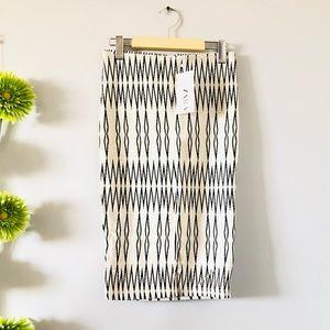 🟢3/$25 | Zara | Pencil slit skirt